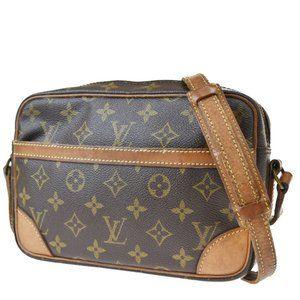 Authentic LOUIS VUITTON Trocadero 24 Shoulder Bag